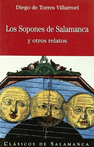 9788478007813: Los Sopones de Salamanca y otros relatos