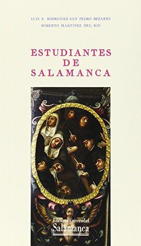 9788478008780: Estudiantes De Salamanca by Luis Enrique Rodriguez-San Pedro Bezares, Roberto Martinez del Rio and Roberto Martâinez del Râio (2001, Paperback, Illustrated)