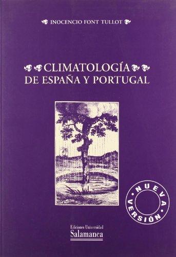 9788478009442: Climatología de España y Portugal (Biblioteca de las ciencias)