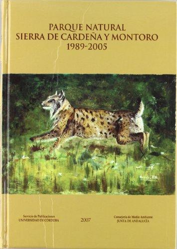 Parque Natural Sierra de Cardeña y Montoro: Quero Fernández de