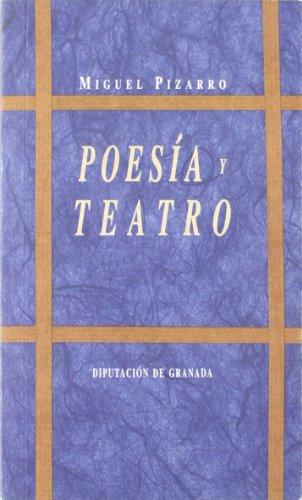 9788478072729: Poesia y teatro (Biblioteca de bolsillo / Diputacion de Granada) (Spanish Edition)