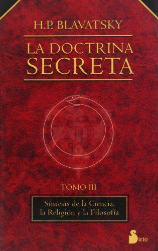 9788478080175: DOCTRINA SECRETA, LA TOMO III R: ANTROPOGENESIS (2000)