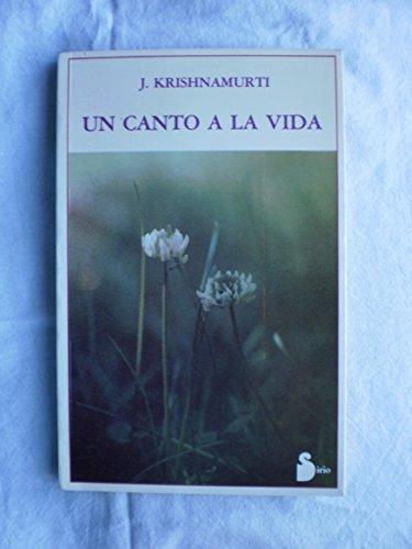 Un canto a la vida (8478080406) by J. Krishnamurti; J. Krisnamurti