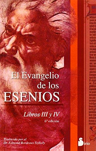 9788478080458: El evangelio de los esenios: Libros III y IV (2012)