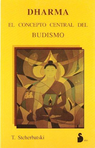 9788478081387: DHARMA- EL CONCEPTO CENTRAL DEL BUDISMO (2000)