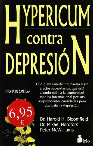 9788478082322: Hypericum contra depresión
