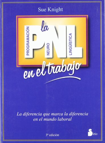 9788478082612: PNL EN EL TRABAJO, LA (2005)