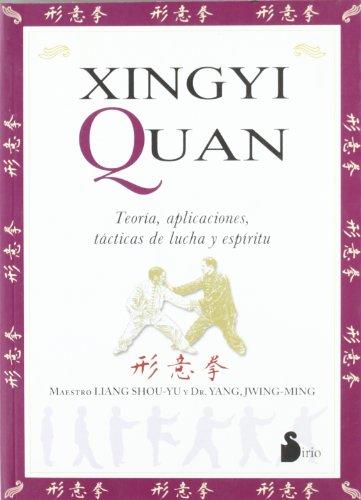 9788478084098: Xingyi Quan