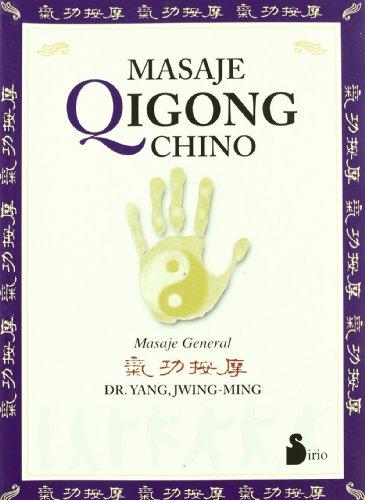 9788478084104: MASAJE QIGONG CHINO (2004)