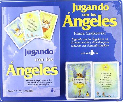 Jugando Con los Angeles [With Cards] (Spanish Edition): Czajkowski, Hania