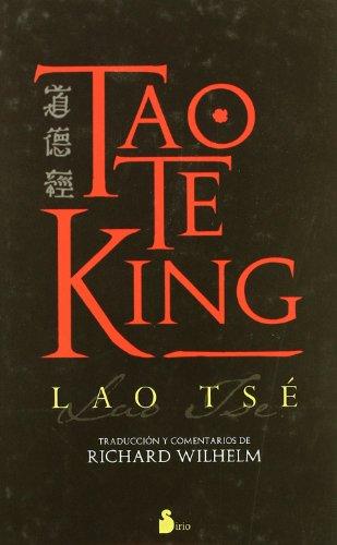 9788478086252: Tao Te King (2012)
