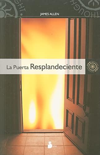 9788478086740: La puerta resplandeciente (Spanish Edition)