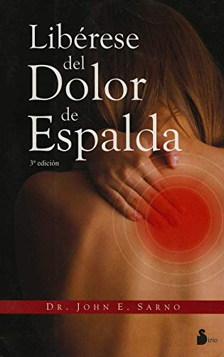 9788478087464: Liberese del dolor de espalda (Spanish Edition)