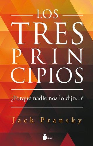 9788478088133: Tres principios, Los (Spanish Edition)