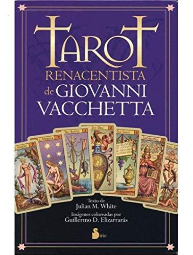 TAROT RENACENTISTA DE GIOVANNI VACCHETTA (Libro +: JULIAN M. WHITE,
