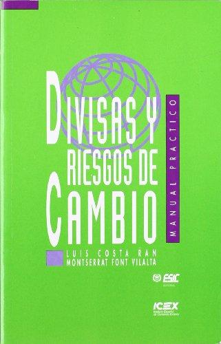 9788478111978: Divisas y Riesgos de Cambio (Spanish Edition)