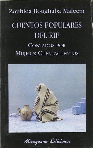 9788478132522: Cuentos Populares del Rif contados por Mujeres Cuentacuentos