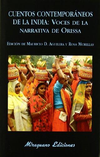 Cuentos contemporáneos de la India : voces: Fakir Mohan Senapati