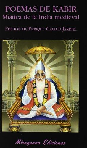 9788478133710: Poemas de Kabir. Mística de la India medieval