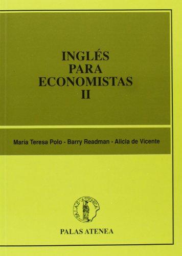 9788478170128: INGLES PARA ECONOMISTAS II(PALAS ATENEA