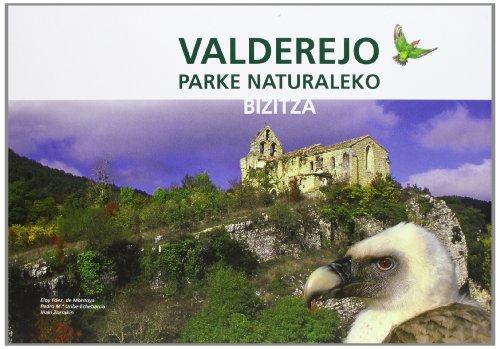 9788478217977: Valderejo Parke Naturaleko Bizitza (Araba)