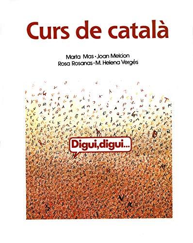 Digui, Digui . Curs de catala.: Mas, Marta, Joan