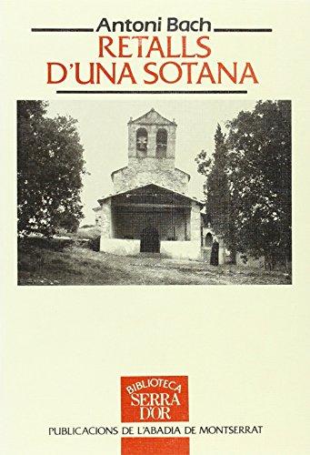 9788478267996: Retalls d'una sotana (Biblioteca Serra d'Or)