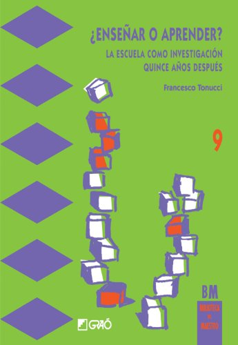 9788478270347: Enseñar o aprender? (Spanish Edition)