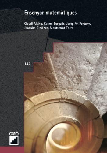 9788478271276: Ensenyar Matemátiques: 142 (Grao - Catala)