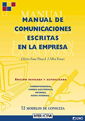 9788478271849: Manual De Comunicaciones Escritas En La Empresa: CE1 (Interactiva - Castella)