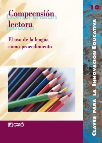 9788478272600: Comprensión lectora (Spanish Edition)