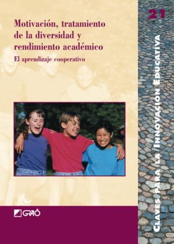 Motivaci?n, tratamiento de la diversidad y rendimiento: Lew Barnett, Gerardo