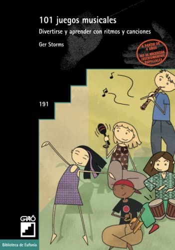 101 Juegos Musicales (Spanish Edition): Ger Storms (Other