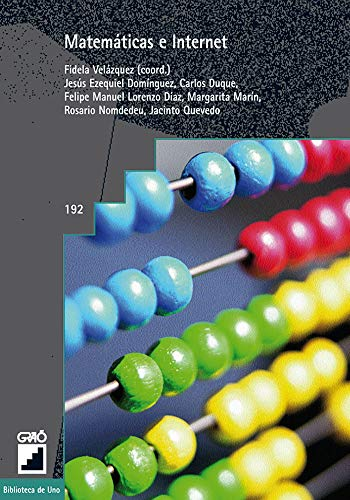 9788478273171: Matematicas E Internet (Spanish Edition)