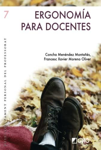 9788478274550: Ergonomia Para Docentes (Spanish Edition)