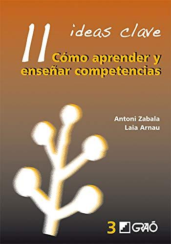 9788478275007: Como Aprender Y EnseÑar Competencias