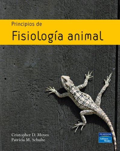 9788478290826: Principios de fisiología animal