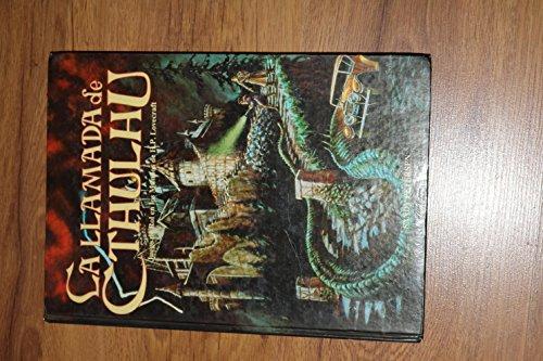9788478310005: La llamada de Cthulhu - Juego de Rol en los Mundos de H.P. Lovecraft
