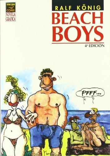 9788478332243: Beach boys (Spanish Edition)