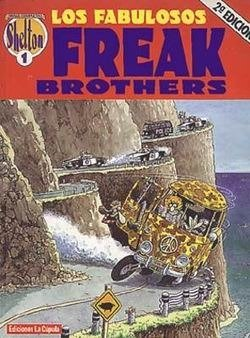 9788478332717: Los fabulosos Freak Brothers 1/ The Fabulous Freak Brothers 1 (Obras Completas Shelton) (Spanish Edition)