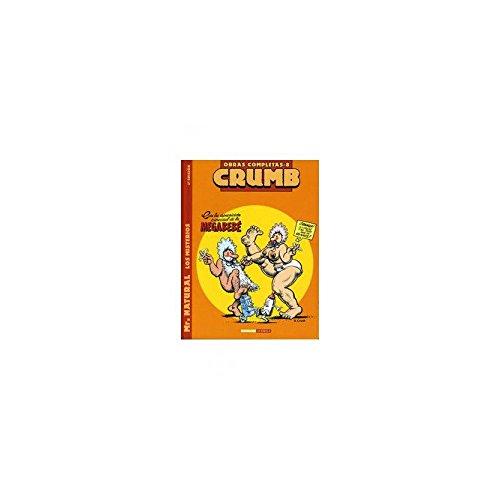 9788478334223: Mr. Natural : los misterios (Crumb Obras Completas)