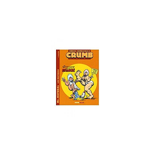9788478334223: Crumb 8 Mr Natural Los misterios/ Crumb 8 Mr. Natural The mysteries (Crumb Obras Completas) (Spanish Edition)