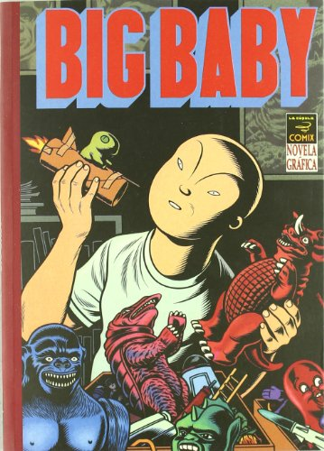 9788478335985: Big Baby (Novela Grafica (la Cupula))