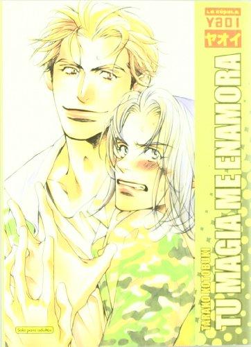 9788478336142: Tu magia me enamora (Manga Yaoi)