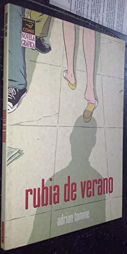 9788478336227: Rubia de verano/ Summer Blonde (Spanish Edition)