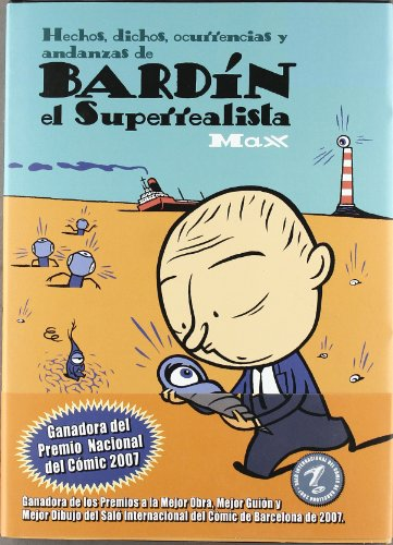 9788478337149: Bardin el superrealista/ Bardin The Superrealist (Spanish Edition)