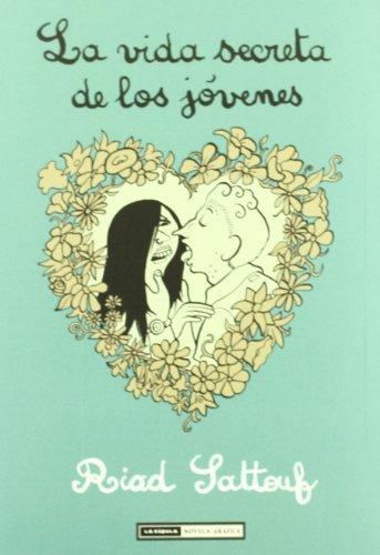 9788478338528: Vida secreta de los jovenes, la (Novela Grafica (la Cupula))