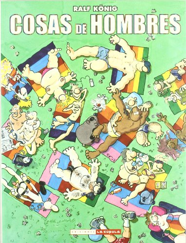 9788478338788: Cosas de hombres. Novela grafica