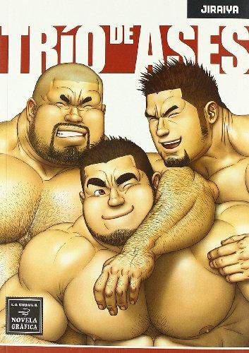 9788478338856: Trio de ases. Novela grafica