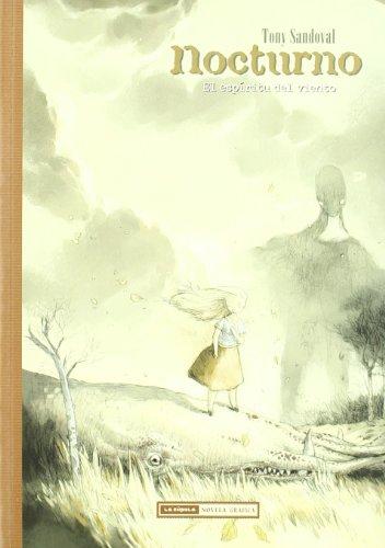9788478338887: Nocturno: el espiritu del viento (comic)